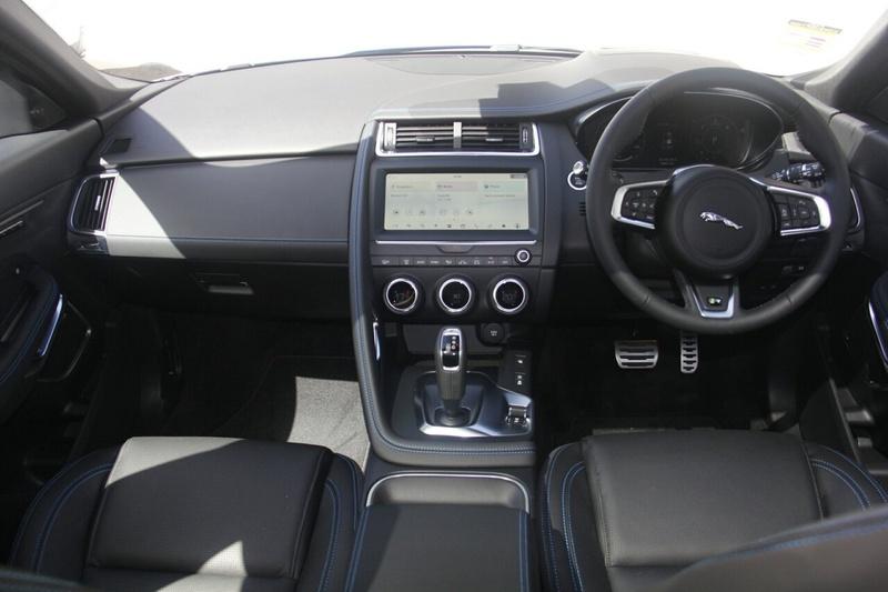 JAGUAR E-PACE D240 X540 D240 R-Dynamic SE Wagon 5dr Spts Auto 9sp AWD 2.0DTT [MY19]