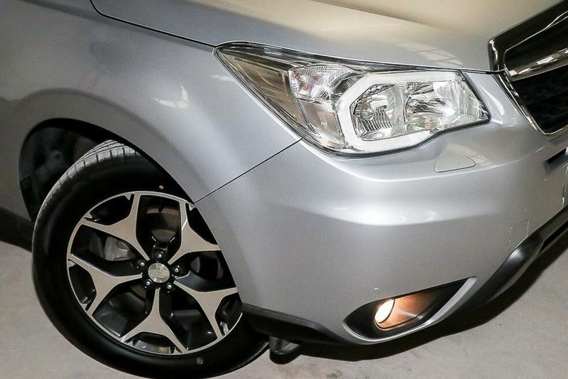 SUBARU FORESTER 2.5i-S S4 2.5i-S. Wagon 5dr CVT 6sp AWD [MY15]