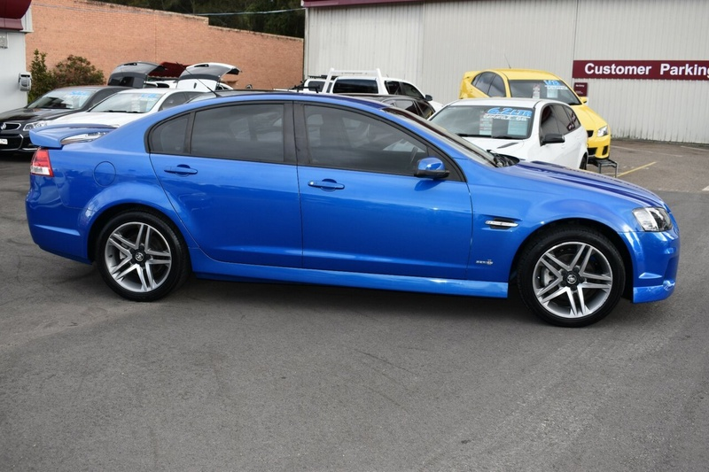 HOLDEN COMMODORE SV6 VE Series II SV6 Sedan 4dr Man 6sp 3.6i [Sep]