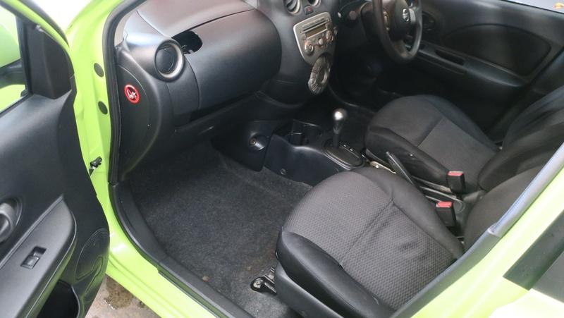 NISSAN MICRA Ti K13 Ti Hatchback 5dr Auto 4sp 1.5i