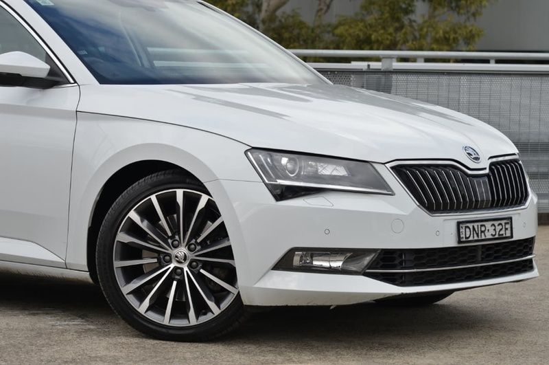 SKODA SUPERB 206TSI NP 206TSI Wagon 5dr DSG 6sp 4x4 2.0T [MY16]