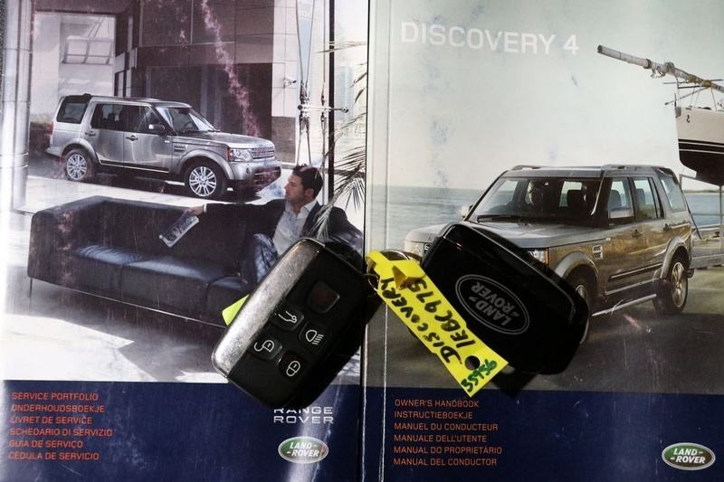 Discovery 4 Sdv6 Workshop Manual