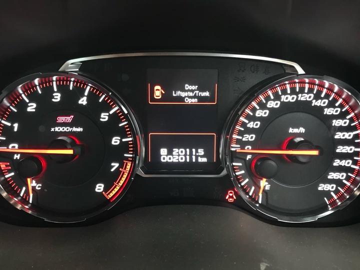 SUBARU WRX STI V1 STI spec.R. Sedan 4dr Man 6sp AWD 2.5T [MY19]