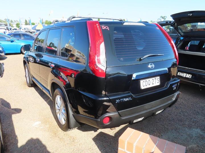 NISSAN X-TRAIL ST T31 ST Wagon 5dr CVT 1sp 2WD 2.0i [Series IV]