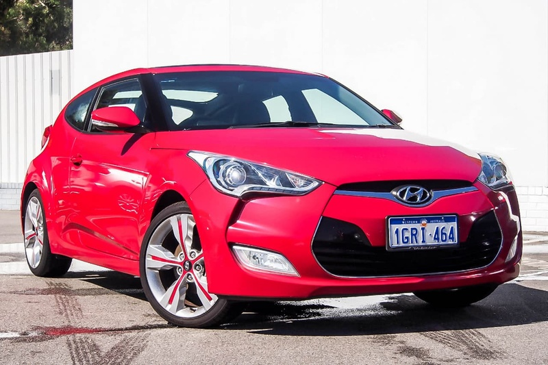HYUNDAI VELOSTER Street FS3 Street Coupe 4dr Man 6sp 1.6i [May]