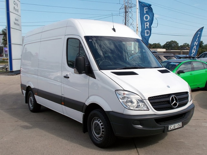 MERCEDES-BENZ SPRINTER 313CDI NCV3 313CDI Van Low Roof MWB 4dr 7G-TRONIC 7sp 2.1DT [MY13]