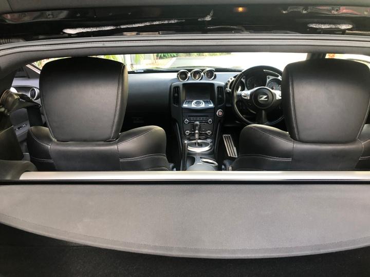 NISSAN 370Z  Z34 Coupe 2dr Spts Auto 7sp 3.7i [MY14]
