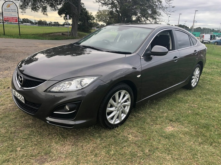 MAZDA 6 Classic GH Series 1 Classic Hatchback 5dr Spts Auto 5sp 2.5i [MY09]