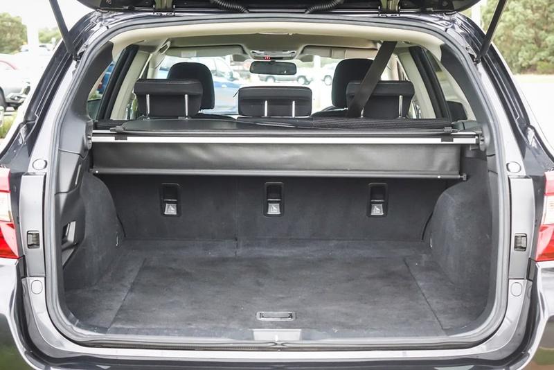SUBARU OUTBACK 2.5i 5GEN 2.5i. Wagon 5dr CVT 6sp AWD [MY15]