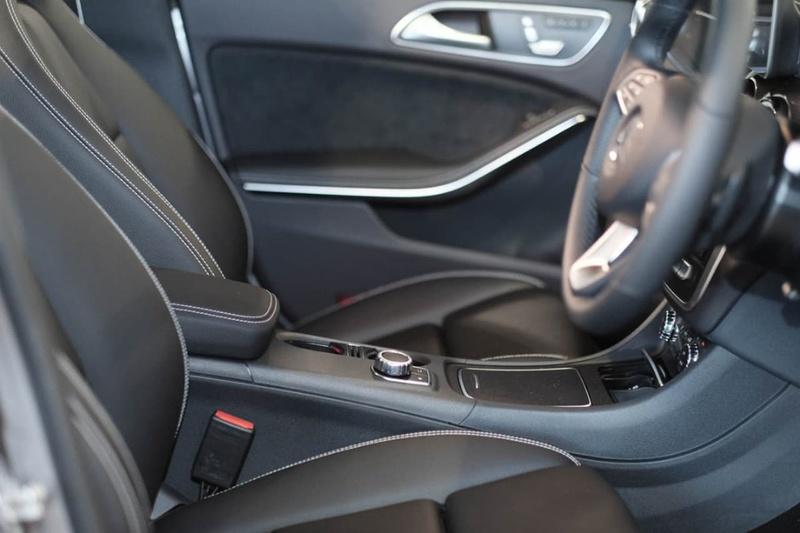MERCEDES-BENZ CLA200  C117 Coupe 4dr DCT 7sp 1.6T [Jun]