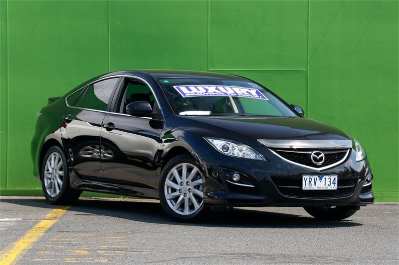 MAZDA 6 Touring GH Series 2 Touring Hatchback 5dr Spts Auto 5sp 2.5i [MY12]