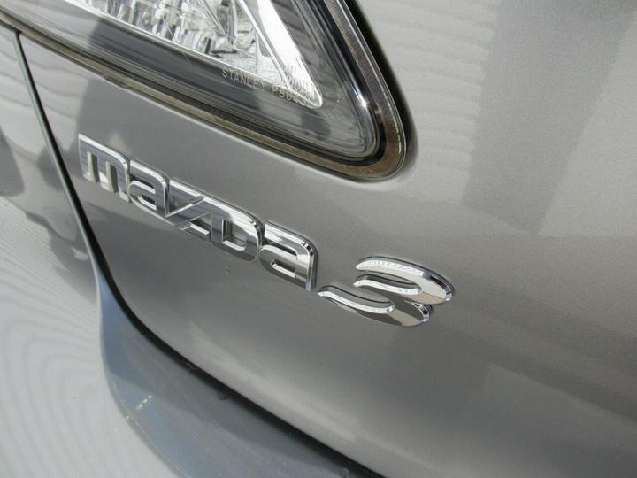 MAZDA 3 SP25 BL Series 1 SP25 Sedan 4dr Man 6sp 2.5i [Apr]