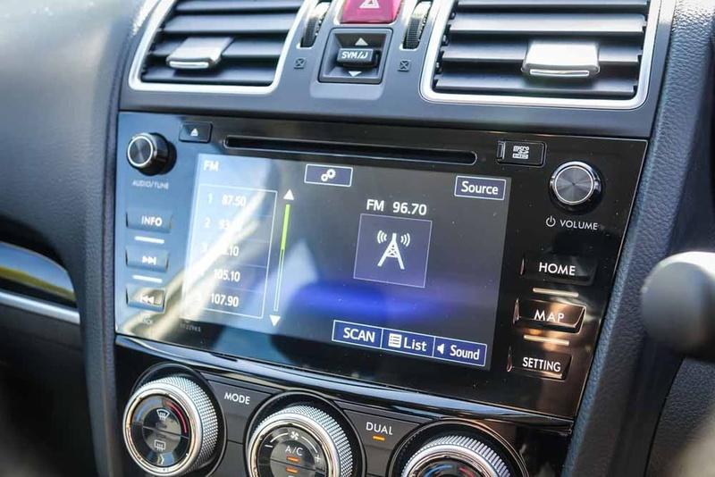 SUBARU FORESTER 2.0D-S S4 2.0D-S. Wagon 5dr CVT 7sp AWD 2.0DT [MY17]