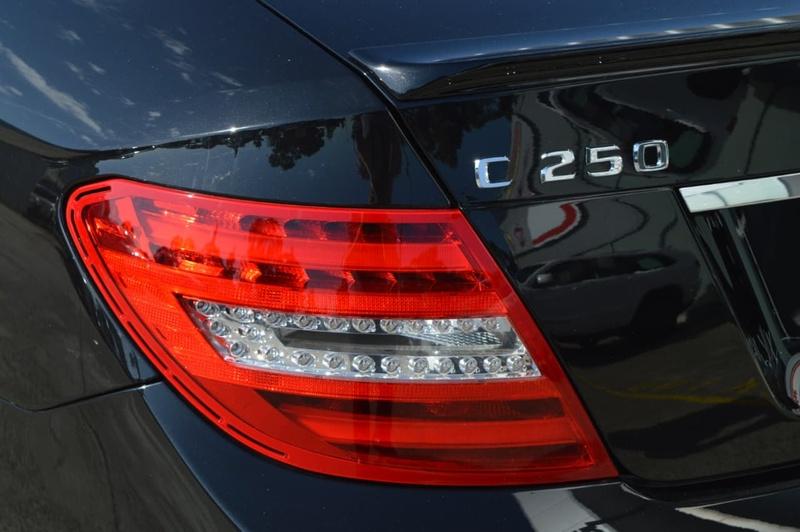 MERCEDES-BENZ C250 Avantgarde C204 Avantgarde Coupe 2dr 7G-TRONIC + 7sp 1.8T