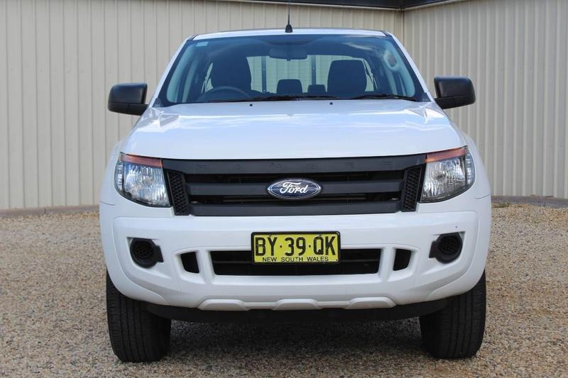 Ford Ranger Xl Px Hi Rider Utility Double Cab 4dr Man 6sp 4x2 2