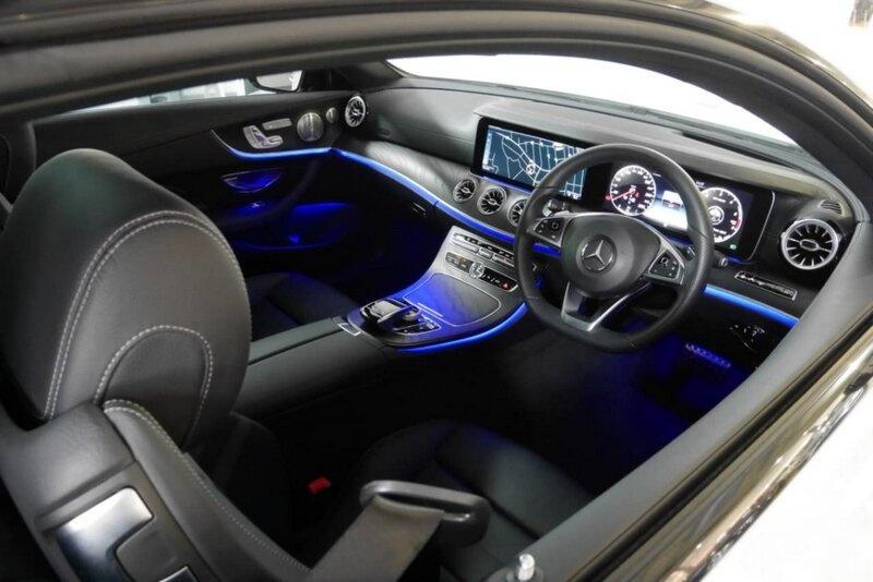 MERCEDES-BENZ E220 d C238 d Coupe 2dr 9G-TRONIC PLUS 9sp 1.9DT [Apr]