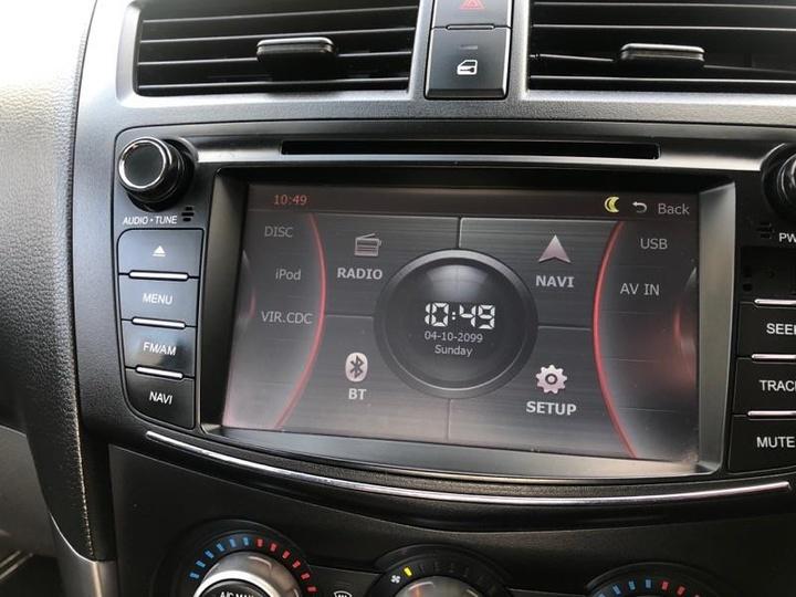 MAZDA BT-50 XTR UR XTR Hi-Rider Utility Dual Cab 4dr Spts Auto 6sp 4x2 3.2DT [Sep]