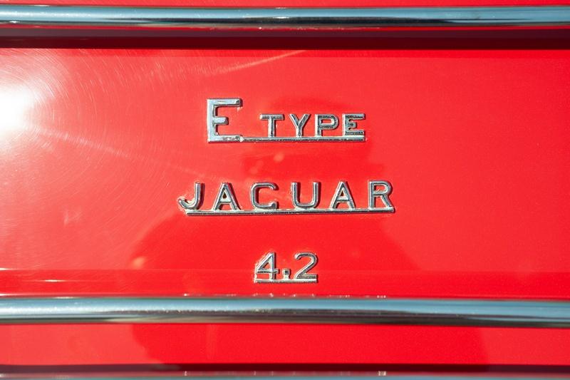 JAGUAR E TYPE