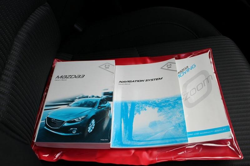 MAZDA 3 SP25 BM Series SP25 GT Sedan 4dr SKYACTIV-MT 6sp 2.5i [Jan]
