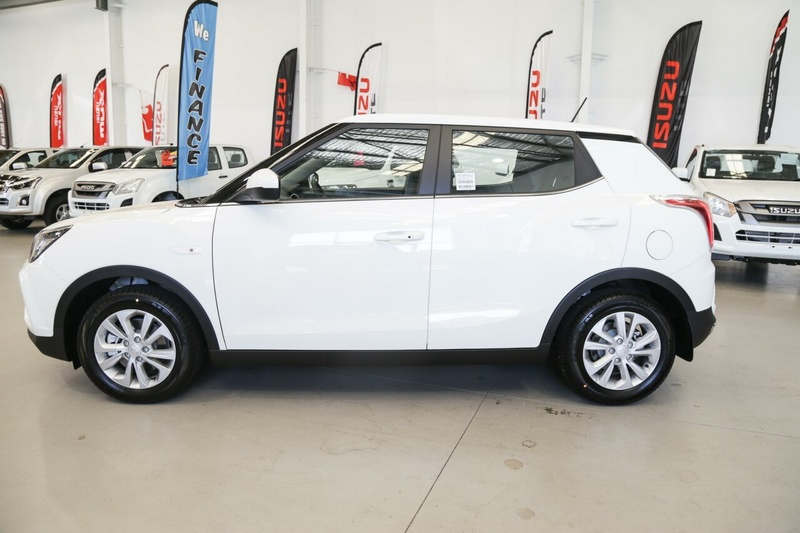 SSANGYONG TIVOLI Ultimate X100 Ultimate Wagon 5dr Spts Auto 6sp AWD 1.6DT