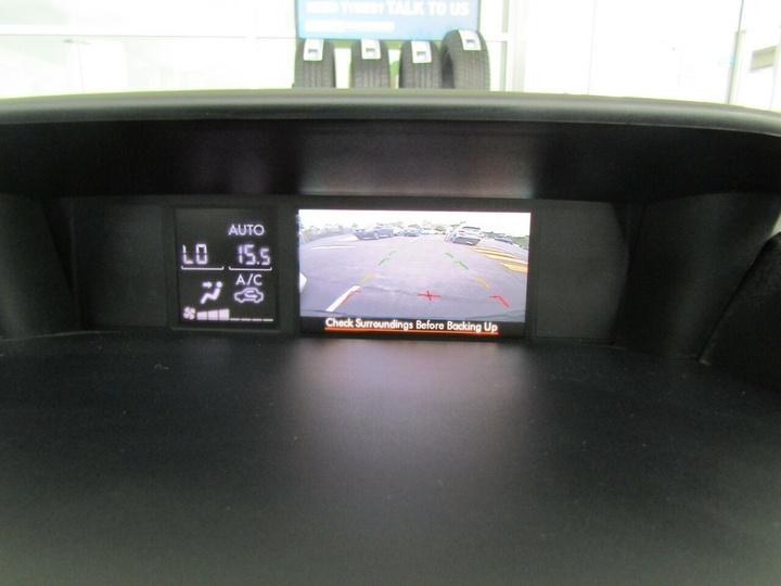 SUBARU IMPREZA 2.0i-L G4 2.0i-L. Sedan 4dr Lineartronic 6sp AWD [MY12]
