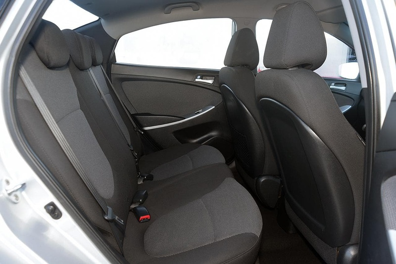 HYUNDAI ACCENT Active RB Active Sedan 4dr Spts Auto 4sp 1.6i
