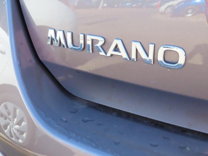 NISSAN MURANO ST Z51 ST Wagon 5dr CVT 6sp 4x4 3.5i