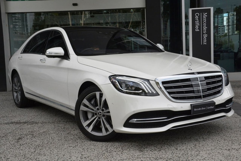 MERCEDES-BENZ S450  V222 Sedan L 4dr 9G-TRONIC 9sp 3.0TT [Sep]