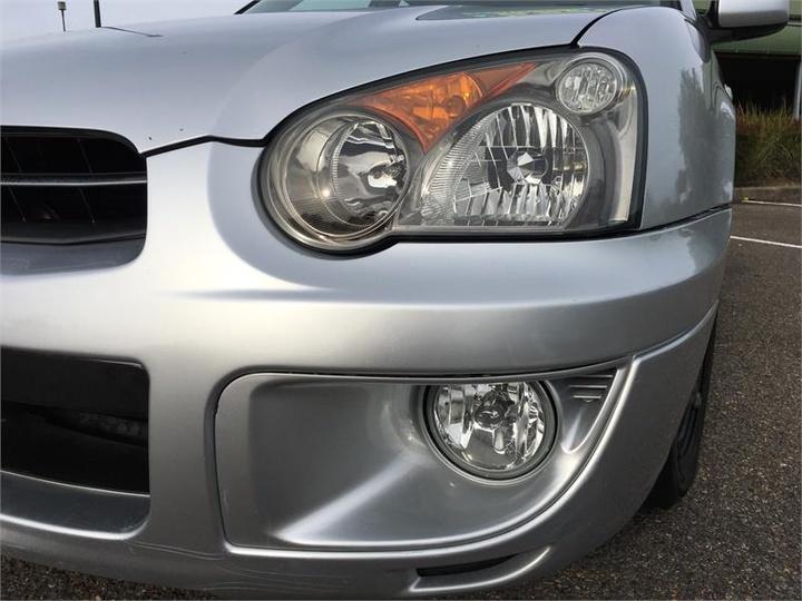 SUBARU IMPREZA GX S GX. Hatchback 5dr Auto 4sp AWD 2.0i [MY05]