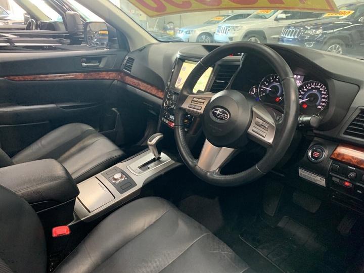 SUBARU OUTBACK 3.6R 4GEN 3.6R Premium. Wagon 5dr Spts Auto 5sp AWD 3.6i (Sat Nav) [MY10]