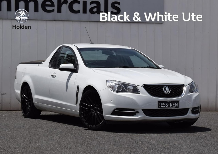 HOLDEN UTE  VF Series II Ute Extended Cab 2dr Spts Auto 6sp 3.6i [MY16]