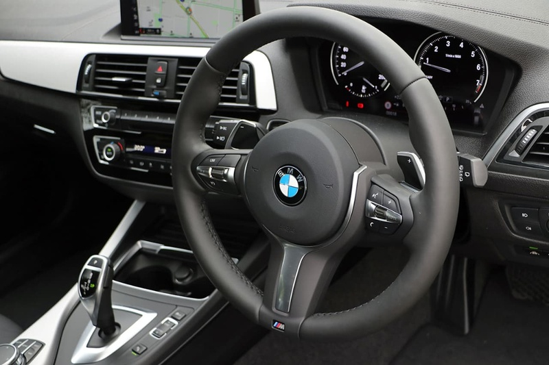 2019 Bmw 125i M Sport Shadow Edition Sports Automatic
