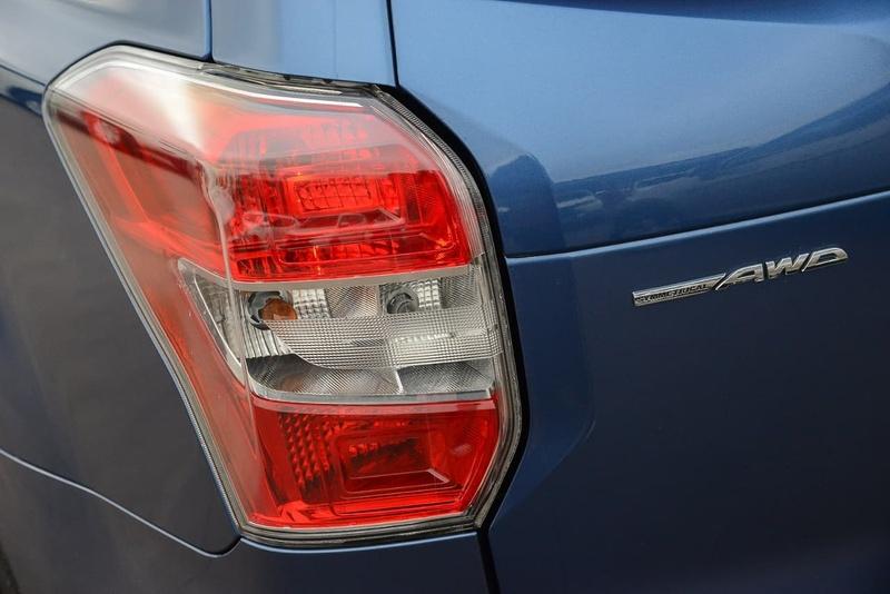 SUBARU FORESTER 2.5i-L S4 2.5i-L Special Edition. Wagon 5dr CVT 6sp AWD [MY15]