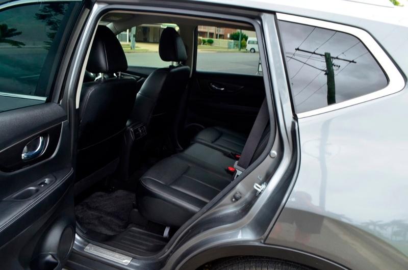 NISSAN X-TRAIL ST-L T32 ST-L Wagon 7st 5dr X-tronic 7sp 2WD 2.5i