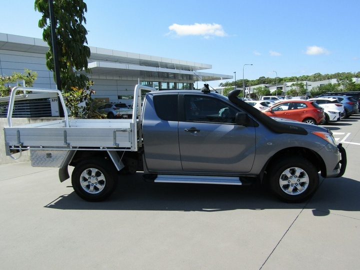 MAZDA BT-50 XT UP XT Cab Chassis Freestyle 4dr Man 6sp 4x4 3.2DT