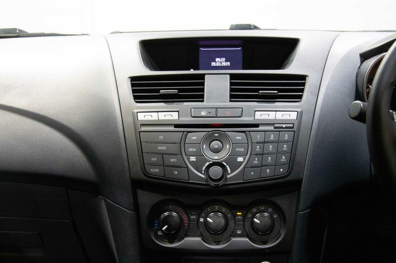 MAZDA BT-50 XT UR XT Cab Chassis Freestyle 4dr Spts Auto 6sp 4x4 3.2DT