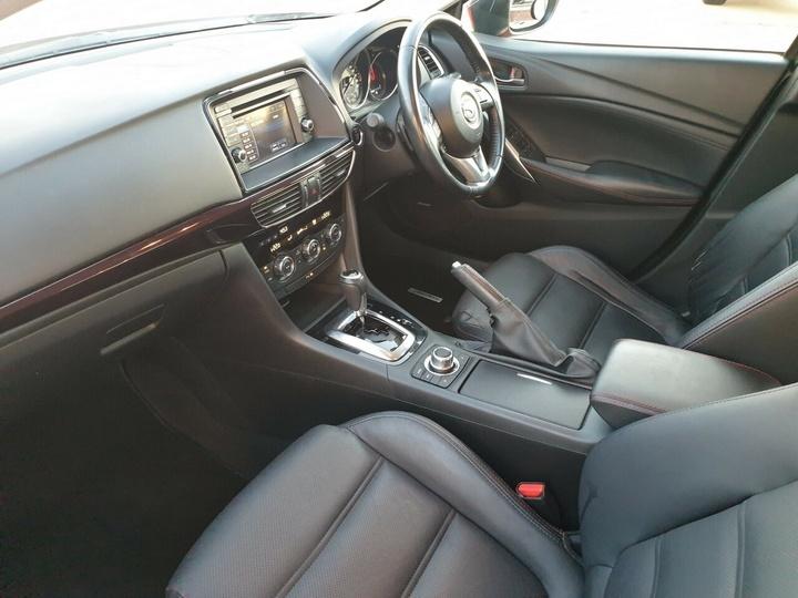 MAZDA 6 Touring GJ Series 2 Touring Sedan 4dr SKYACTIV-Drive 6sp 2.5i [Nov]