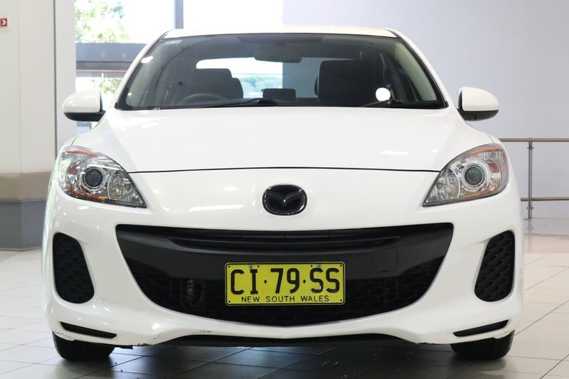 MAZDA 3 Neo BL Series 2 Neo Sedan 4dr Man 6sp 2.0i [MY13]