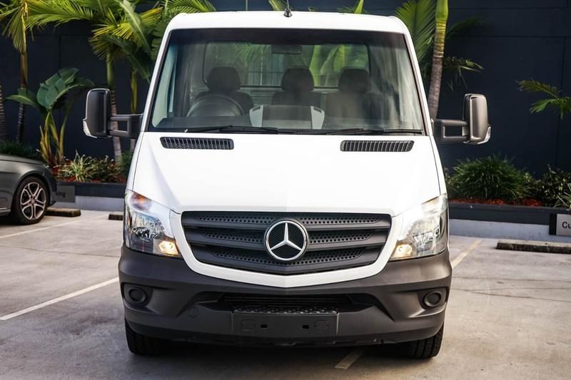 MERCEDES-BENZ SPRINTER 316CDI NCV3 316CDI Cab Chassis Single Cab MWB 2dr Man 6sp 2.1DT