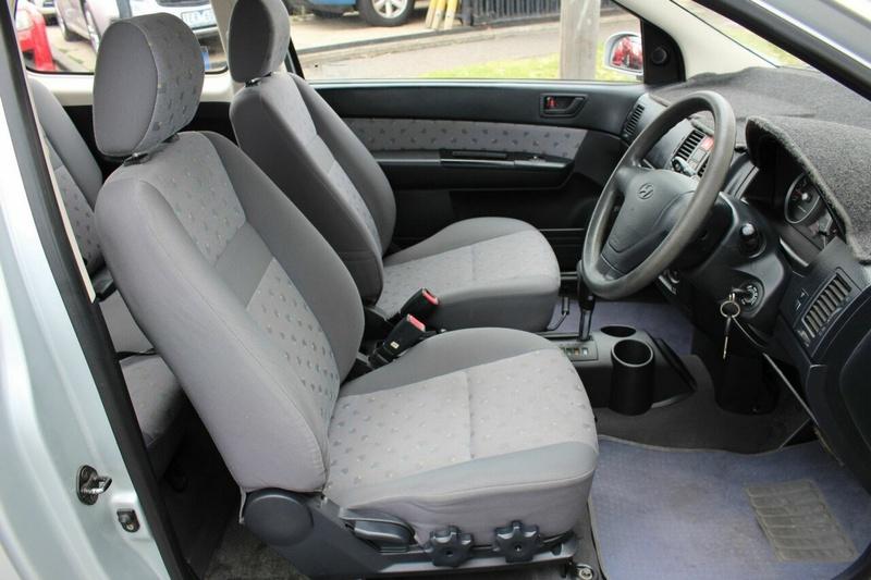 HYUNDAI GETZ FX TB FX Hatchback 3dr Auto 4sp 1.5i
