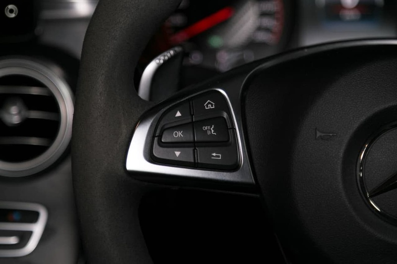 MERCEDES-BENZ C63 AMG C205 AMG S Coupe 2dr SPEEDSHIFT MCT 7sp 4.0TT [Jun]