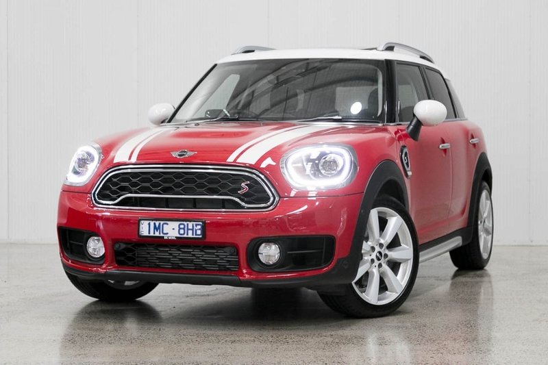 2017 Mini Countryman Cooper S Sports Automatic