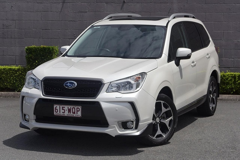 SUBARU FORESTER XT S4 XT Premium. Wagon 5dr Lineartronic 8sp AWD 2.0T [MY13]