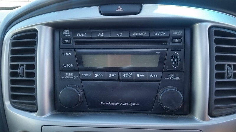 MAZDA TRIBUTE Classic Classic Wagon 5dr Auto 4sp 4x4 3.0i [MY04]
