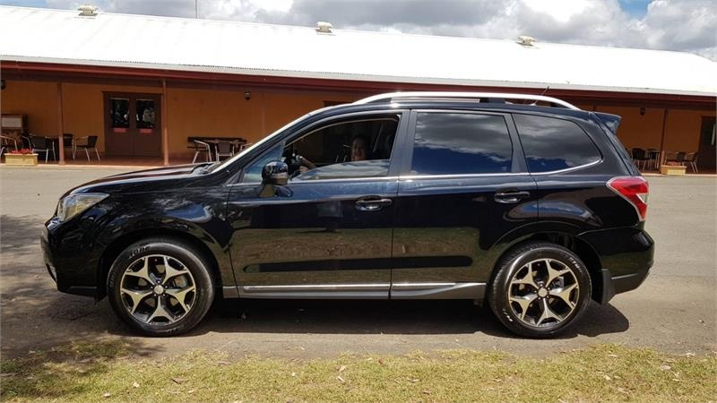 SUBARU FORESTER XT S4 XT Premium. Wagon 5dr Lineartronic 8sp AWD 2.0T [MY14]