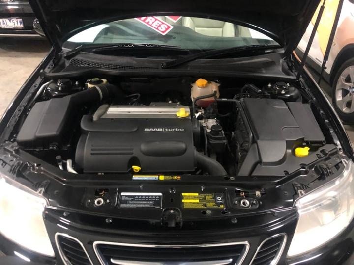 SAAB 9-3 Turbo Turbo Convertible 2dr Auto 4sp 2.0T [MY03]