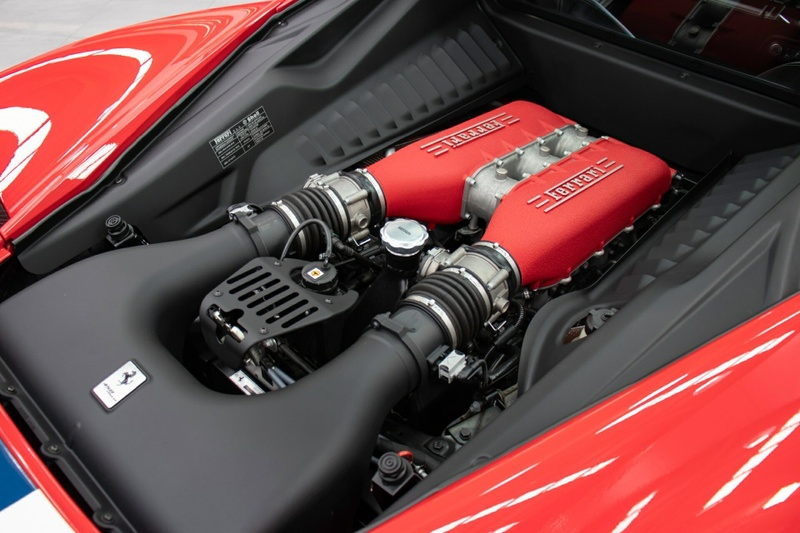 FERRARI   F142 Coupe 2dr DCT 7sp 4.5i [May]