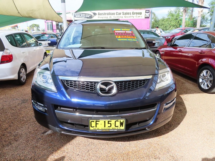 MAZDA CX-9 Luxury TB Series 1 Luxury Wagon 7st 5dr Spts Auto 6sp 4WD 3.7i