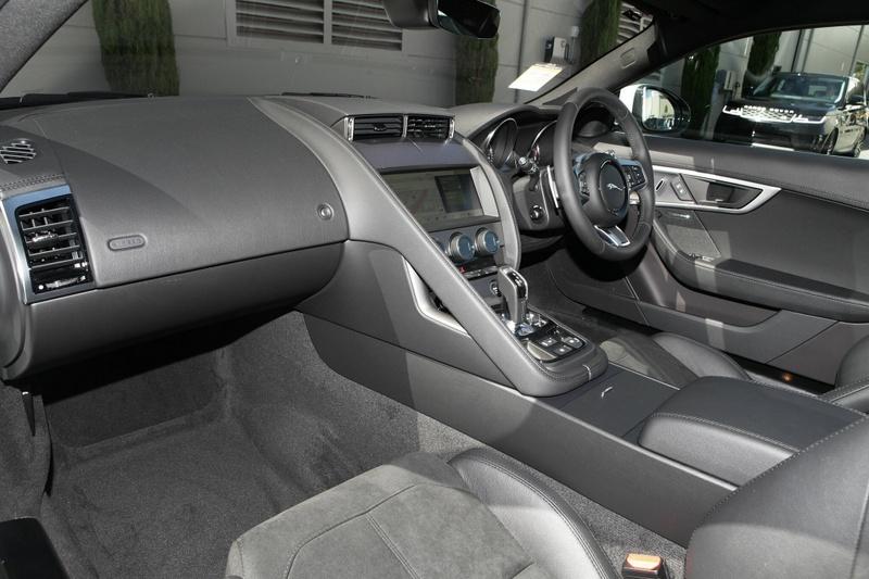 JAGUAR F-TYPE 221kW X152 221kW Coupe 2dr Quickshift 8sp RWD 2.0T [MY19.5]