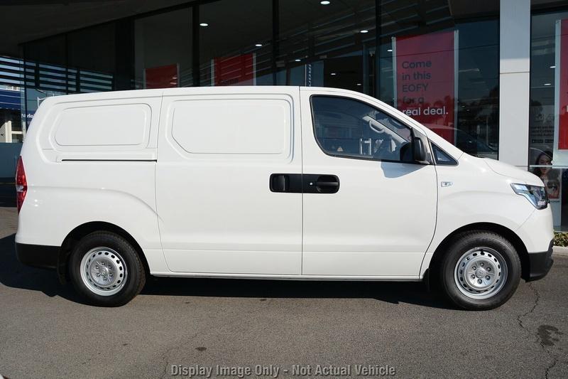 HYUNDAI ILOAD  TQ4 Van 5dr Auto 5sp 2.5DT [MY19]
